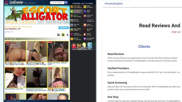 use top listcrawler and privatedelights sites